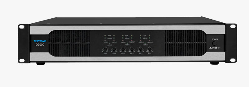 NewHank D Series Amplifiers