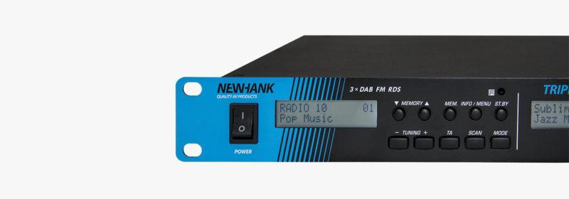NewHank Triple Radio